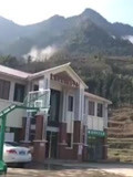 宜宾5.7级地震已有4人轻伤 山体垮塌腾起烟雾